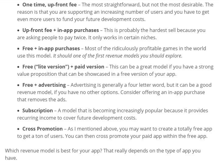 app-revenue-models