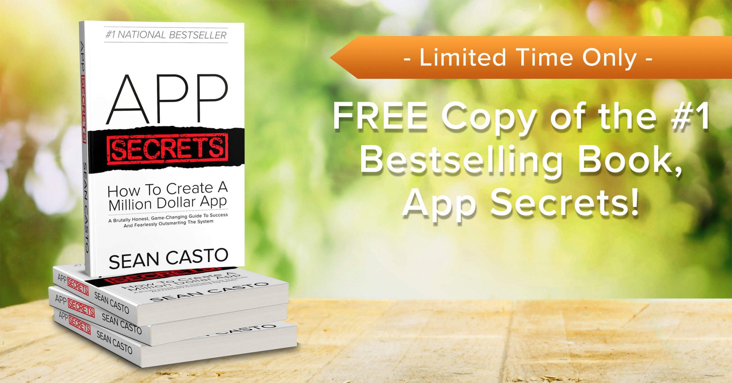 Free App Secrets Book - How To Create A Million Dollar App