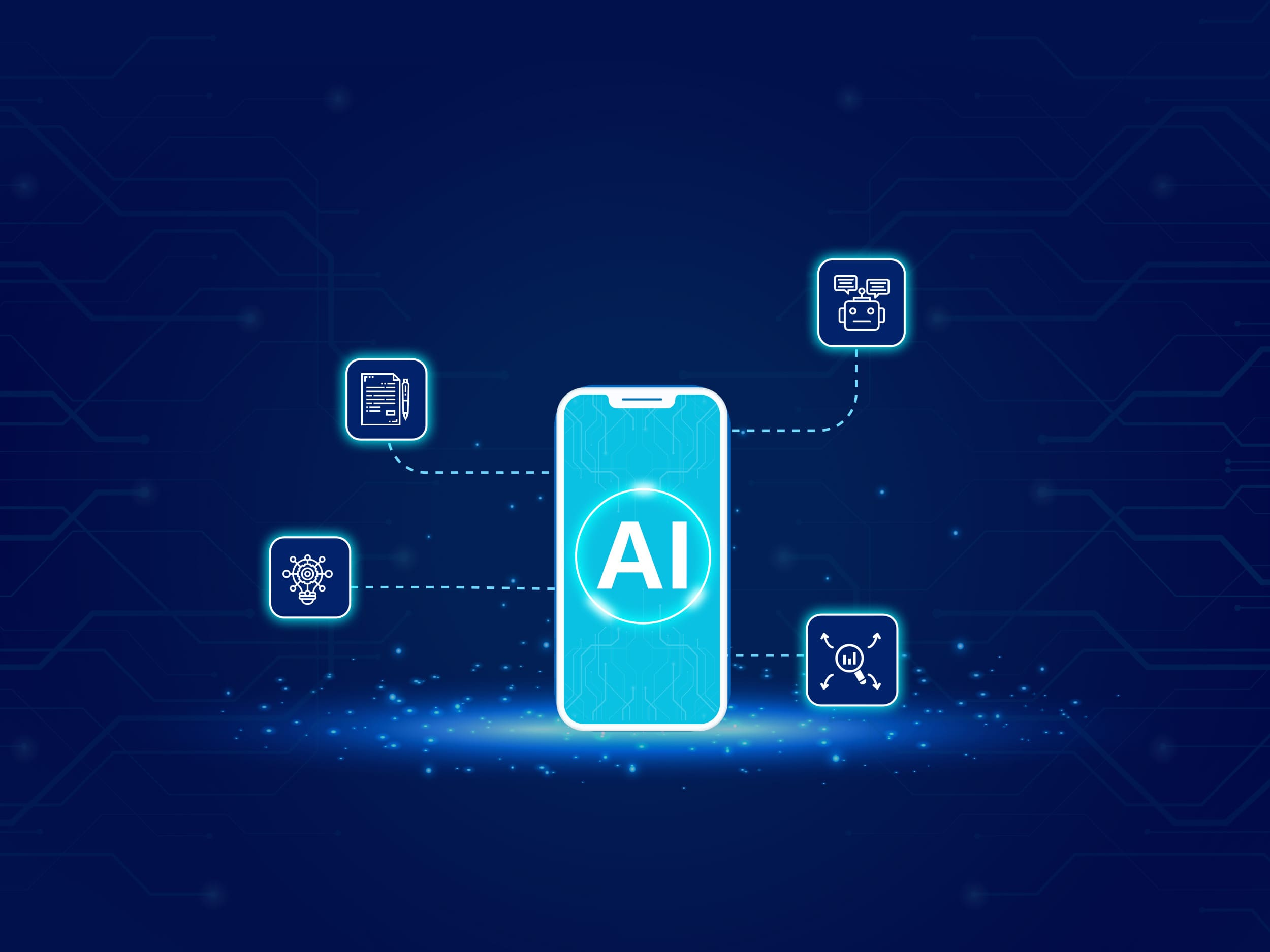 Mobile App Marketing with Artificial Intelligence (AI)